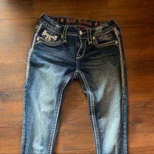 Rock Revival Skinny Jeans 26